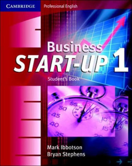 Business Start-up 1 - Student´s Book