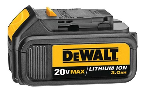 Bateria 20v Max Premium De Lítio 3.0 Ah Dcb200 - Dewalt