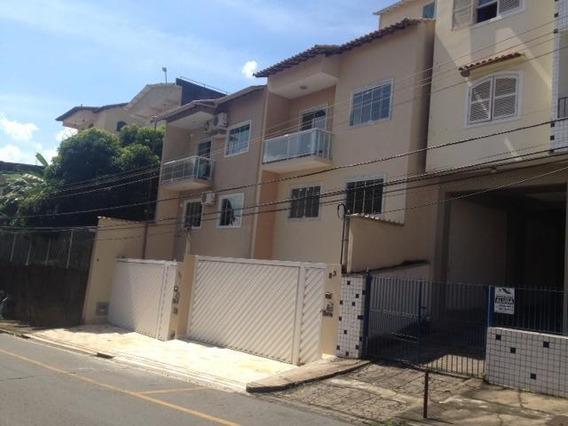 Casa Para Venda Em Volta Redonda, Jardim Amália, 3 Dormitórios, 1 Suíte, 4 Banheiros, 3 Vagas - 003_2-203295