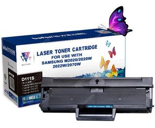 Tóner Mlt-d 111s Para Samsung M2020w M2070w Alto Rendimiento