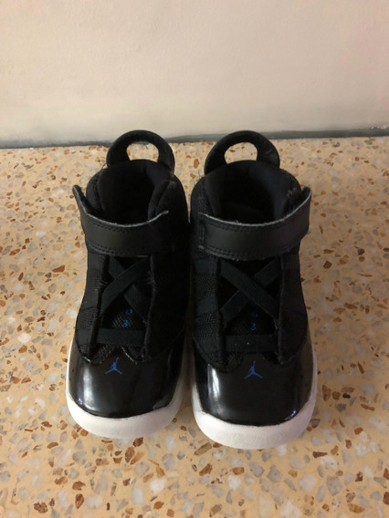 Zapatillas De Basquet Jordan De Niño Poco Uso