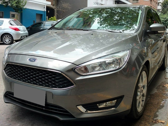 Ford Focus 2.0 Se Plus 40.000km Apto Bancor