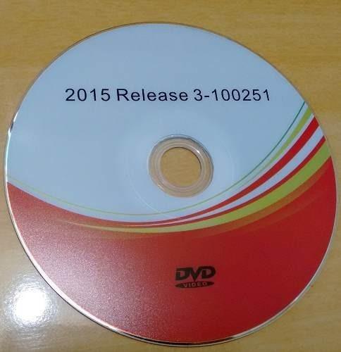 Atualização Delphi 2015.3 Scanner Recebe O Dvd Em Casa
