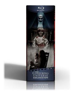 Blu-ray El Conjuro Annabelle Coleccion Peliculas