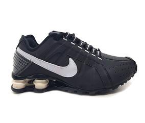 Tênis Masculino Nike Shhox Junior 4 Molas Promo Frete Grátis