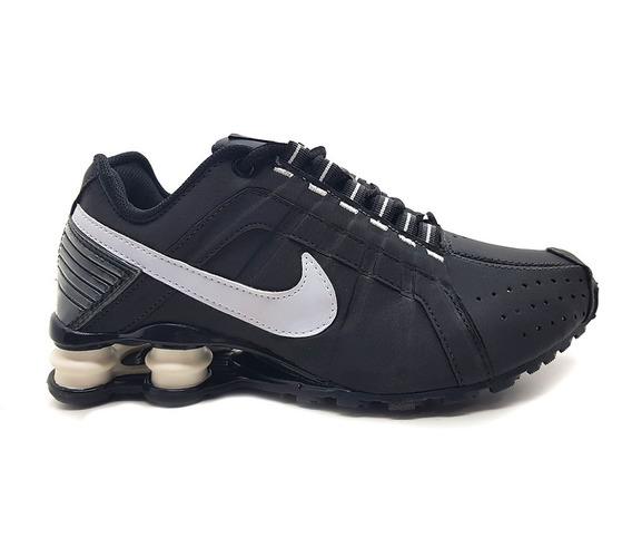 Tênis Masculino Nike Shhox Junior 4 Molas Promoção Frete Off