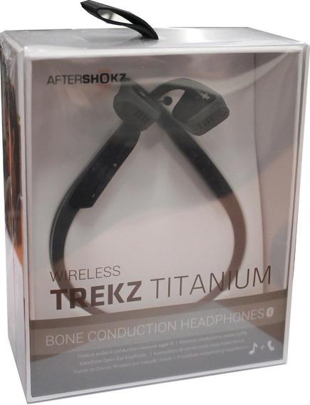 Fone De Ouvido Aftershokz Titanium - Ultima Peça