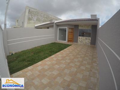 Casa Para Venda Em Fazenda Rio Grande, Nações, 3 Dormitórios, 1 Banheiro, 2 Vagas - 926