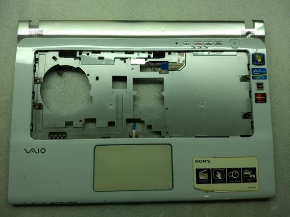 Palmrest Sony Vaio Sve14a16fbw Usado Com Conectar De Carga