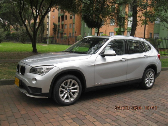 Bmw X1 2015 Impecable Full Equipo Venpermuto