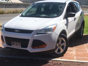 Ford Escape 2.5 S Aut, Único Dueño, Servicios De Agencia!