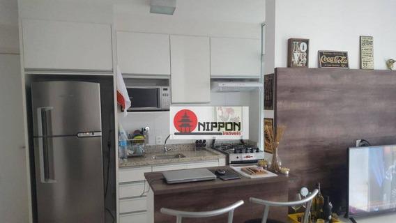 Apartamento Com 2 Dormitórios Para Alugar, 53 M² Por R$ 1.600,00/mês - Vila Augusta - Guarulhos/sp - Ap0530