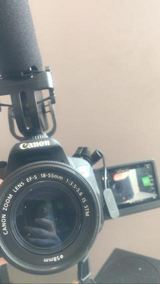 Camera Fotografica Canon T5i
