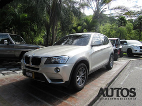 Bmw X3 Xdrive 20d Diesel Executive Cc 2000 Tp