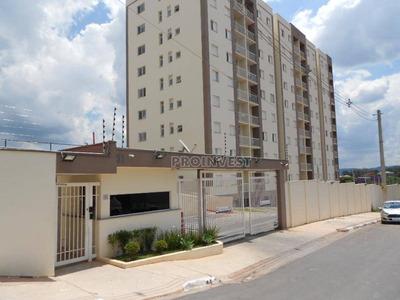 Apartamento À Venda, Último Andar Com Elevador, São Judas Tadeu, Vargem Grande Paulista. - Ap4114