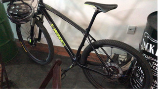Bicicleta Mtb 29er Carbono Specialized Sworks Stumpjumper