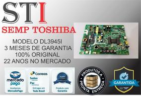 Placa Principal Toshiba Dl3945i(a) 35019505 Original