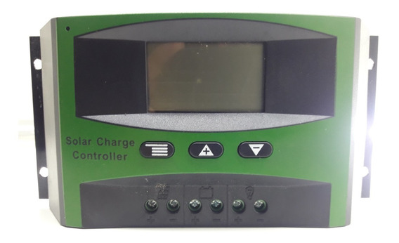 Controlador De Carga Energia Placa Solar 20 Amper