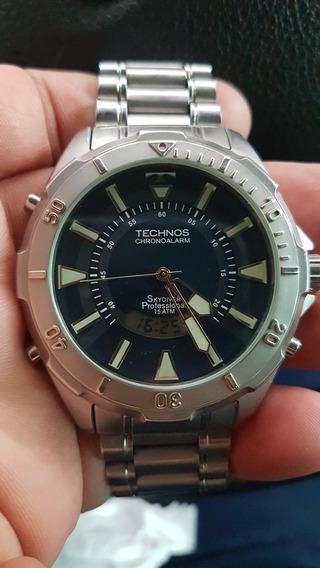 Relógio Technos Skydiver Edição Comemorariva 30 Anos