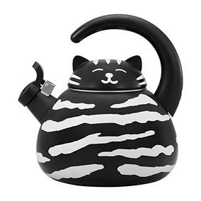 Artículos Para El Hogar Supreme Gourmet Art Black Cat Ena