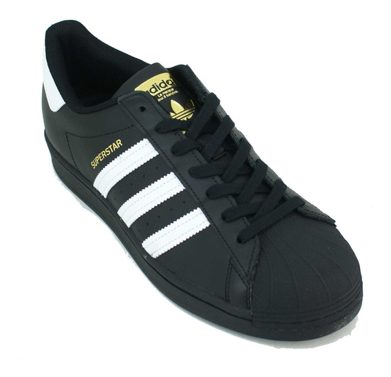 Zapatilla adidas Ori Superstar Negro/blanco Unisex Deporfan