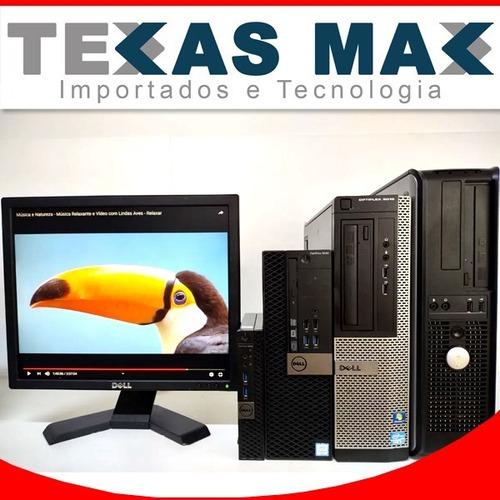 Imagem 1 de 5 de Computador Dell I5+ Monitor 17+ Teclado E Mouse