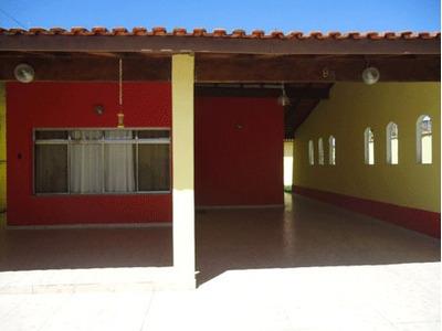 Casa A 90 Metros Da Praia - Ref. 153 - Jardim Jamaica
