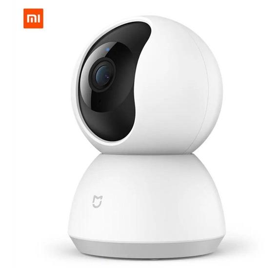 Xiaomi Mijia Câmera 1080p Fhd Noite Vista De 360 Graus