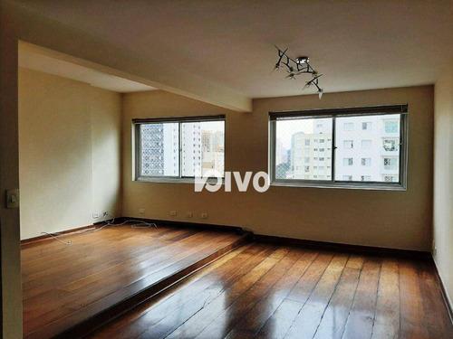 Imagem 1 de 30 de Apartamento 2 Quartos 108 M² Úteis R$ 2900, Vila Clementino Sp - Ap4504