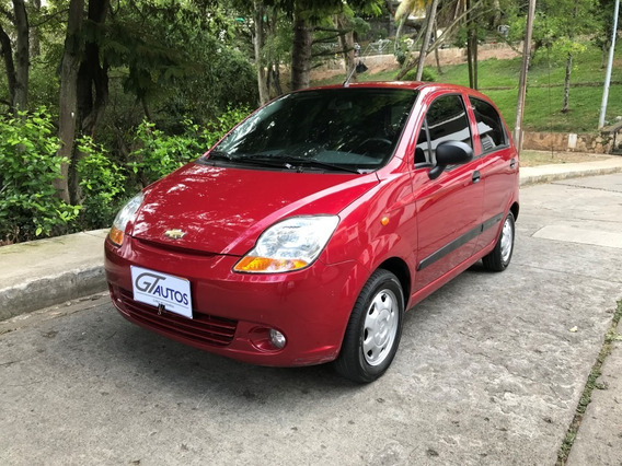 Chevrolet Spark Lt Dh Aa Full 2013