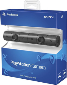 Camera Ps4 Ps Eye Playstation 4 Novo Modelo 4k Sony