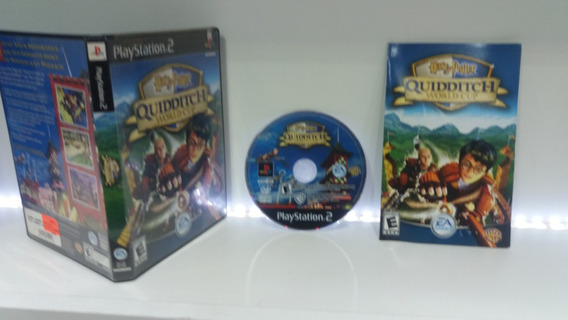 Playstation 2 Harry Potter Quidditch World Cup Original Raro