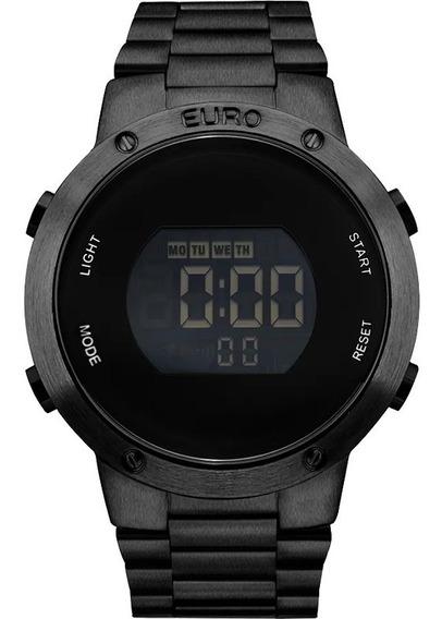 Relógio Euro Feminino Metal Trendy Eubj3279ab/4p
