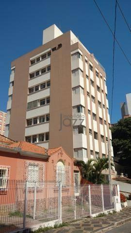 Apartamento Com 1 Dormitório À Venda, 50 M² Por R$ 262.000 - Centro - Campinas/sp - Ap2856