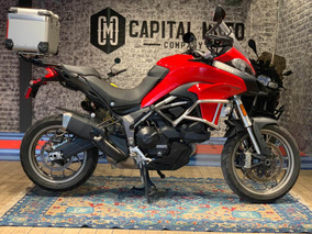 Capital Moto México Ducati Multistrada