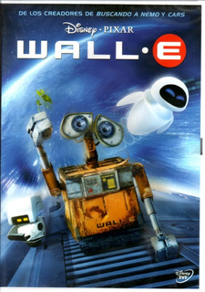 Wall E ( Disney ) Dvd Original Nuevo Sellado