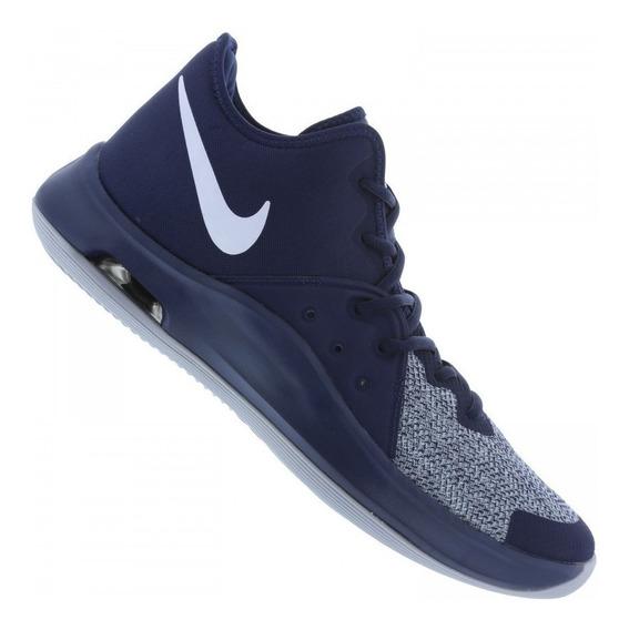 Tênis Nike Air Versitile 3 Iii Azul Marinho - Original
