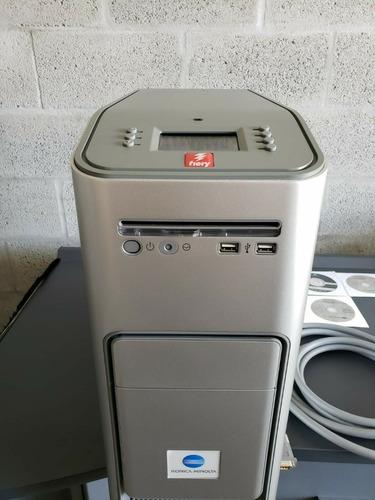 Servidor Konica Minolta Fiery Ic308 Pro 80 C1060 C1070 C1085