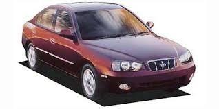 Repuestos De Hyundai Elantra 2001 Al 2003 Americano