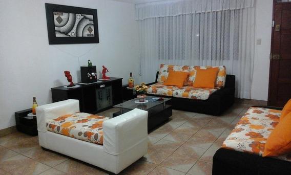 Departamento Amobladde 03 Dormitorios En San Miguel