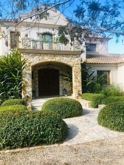 Casa En Alquiler Anual Y Temporario - San Jorge Village
