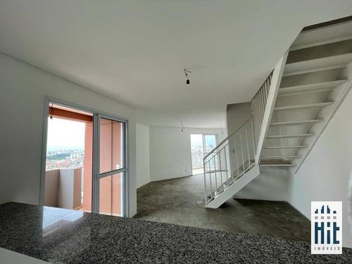 Cobertura À Venda, 120 M² Por R$ 1.260.000,00 - Ipiranga - São Paulo/sp - Co0144
