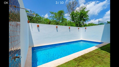 Departamento Penthouse Playa Del Carmen, 3 Recamaras,