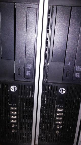 Cpu Hp Compaq Elite 8300 Sff I7 3ªg 8gb 500gb
