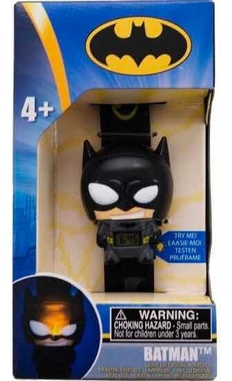 Reloj Batman Bulb Botz Nuevo