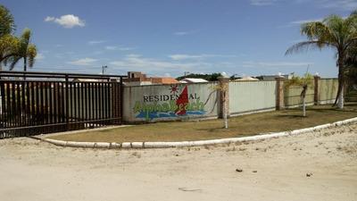 Terreno Em Araruama, Condomínio Alpha Beach - 12x30