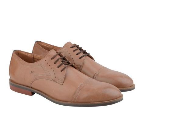 Zapatos Ringo Kevin 02 Con Cordones Hombre Color Marron
