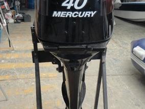 Liquido Mercury 40hp 2 Tiempos Con Arranq, Nuevo En Caja ..