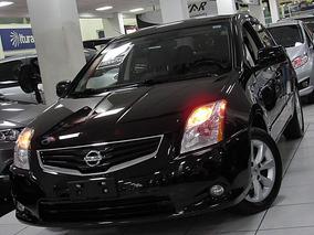 Nissan Sentra 2.0 S Flex 2012 Automatico Preto Completo