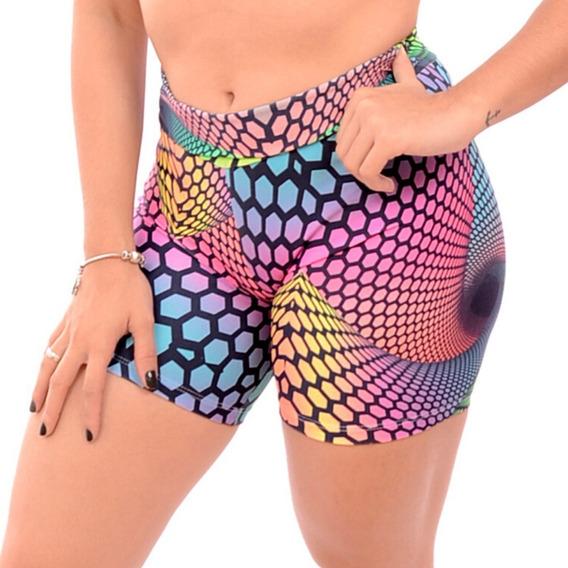 Kit 10 Shorts Academia Roupas Moda Fitness Atacado Revenda